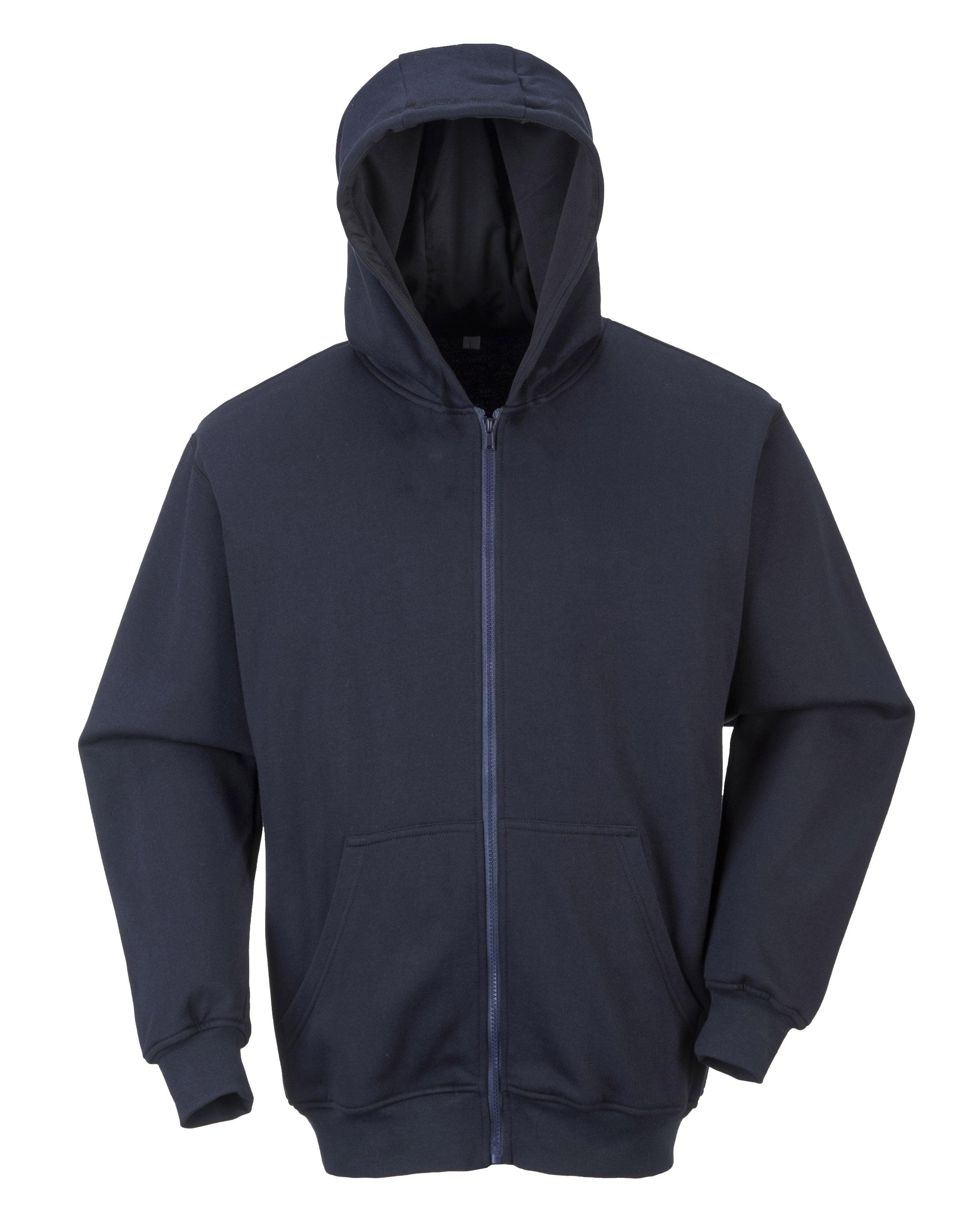 31a808444397 Portwest UFR81 Modaflame Fire Resistant Sweatshirt — iWantWorkwear