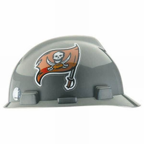 MSA Officially licensed NFL Hard Hats, Tampa Bay Buccaneers