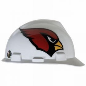 MSA Officially licensed NFL Hard Hats, Arizona Cardinals