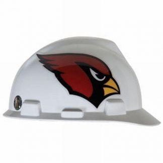 MSA Officially licensed NFL Hard Hats, Arizona Cardinals