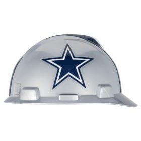 MSA Officially licensed NFL Hard Hats, Dallas Cowboys