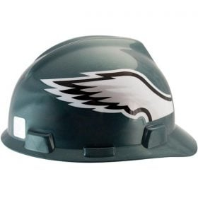 MSA Officially licensed NFL Hard Hats, Philadelphia Eagles