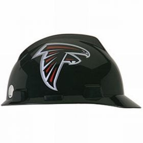 MSA Officially licensed NFL Hard Hats, Atlanta Falcons