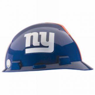 MSA Officially licensed NFL Hard Hats, New York Giants
