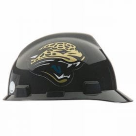 MSA Officially licensed NFL Hard Hats, Jacksonville Jaguars