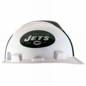 MSA Officially licensed NFL Hard Hats, New York Jets