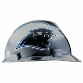 MSA Officially licensed NFL Hard Hats, Carolina Panthers