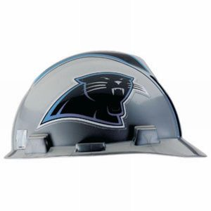 MSA Officially licensed NFL Hard Hats, Carolina Panthers