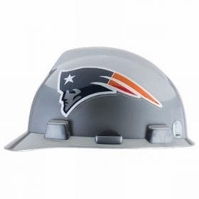 MSA Officially licensed NFL Hard Hats, New England Patriots