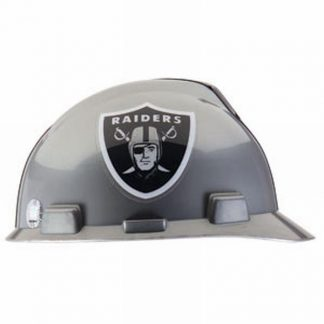 MSA Officially licensed NFL Hard Hats, Oakland Raiders