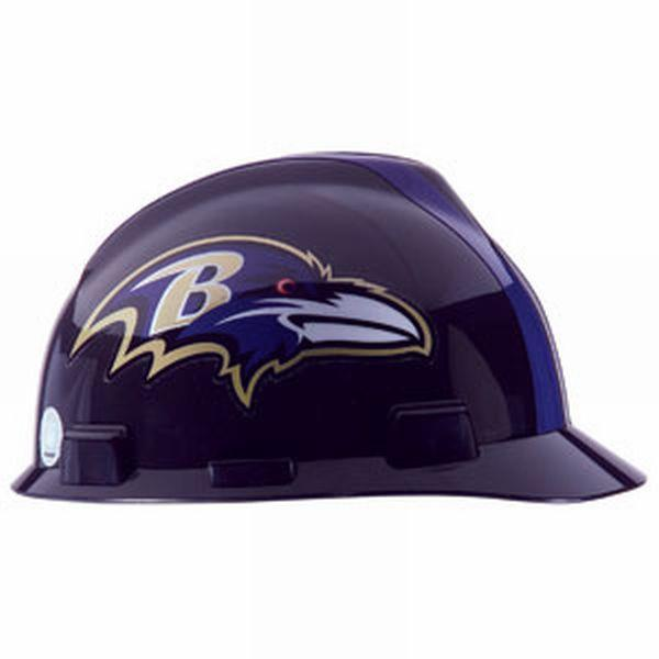 MSA Officially licensed NFL Hard Hats ce80a8db1