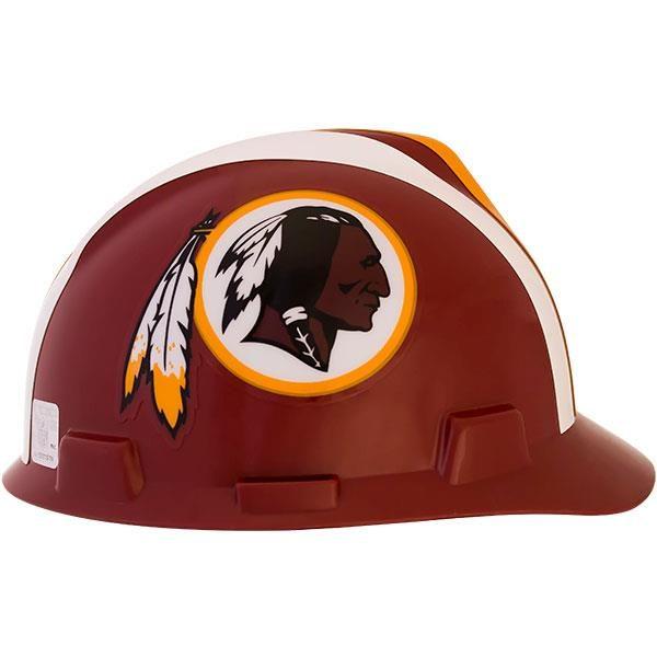 MSA Officially licensed NFL Hard Hats, Washington Redskins