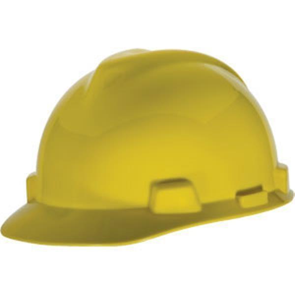 08b8132badd MSA V-Gard Cap-style Hard Hat w  Pinlock Suspension — iWantWorkwear