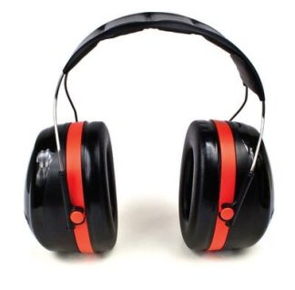 3M™ PELTOR™ Optime™ 105 Earmuffs H10A, Over-the-Head, front