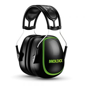 Moldex 6130 MX-6 Headband Earmuffs Quality Ear Defenders, NRR 30 DB