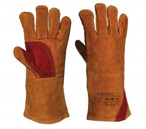 Portwest A530 Reinforced Welding Gloves, iwantworkwear 2
