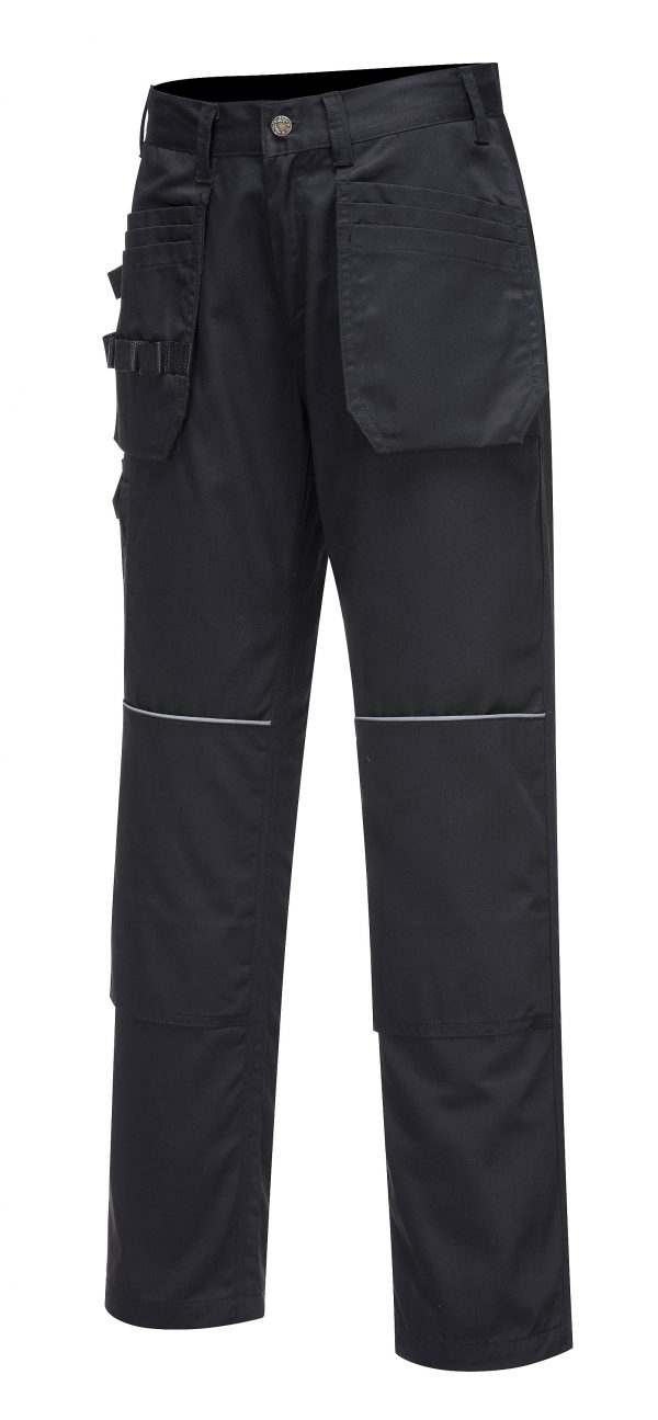 Portwest c720 Tradesman Holster Trousers, front