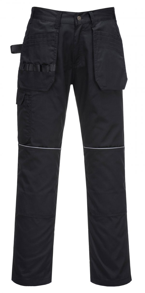 Portwest c720 Tradesman Holster Trousers, front 2