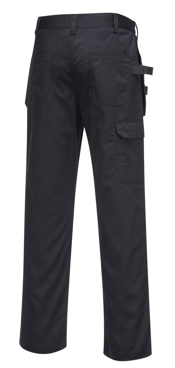 Portwest c720 Tradesman Holster Trousers, rear 2