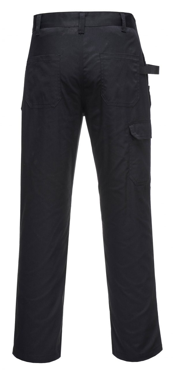 Portwest c720 Tradesman Holster Trousers, rear