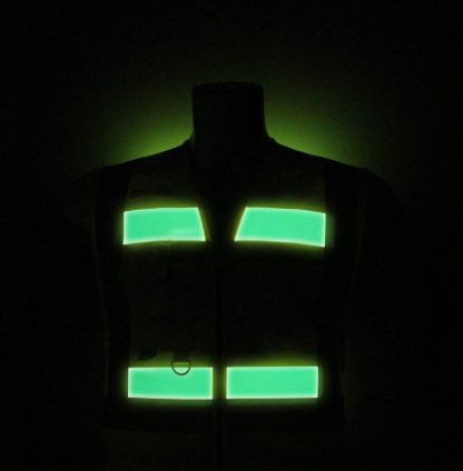 Portwest G4786 Glowtex 3-in-1 High Visibility Safety Vest, ANSI Type R Class 2, onbody 9