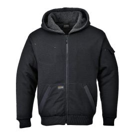 Portwest LK32 Pewter Jacket, Black Main