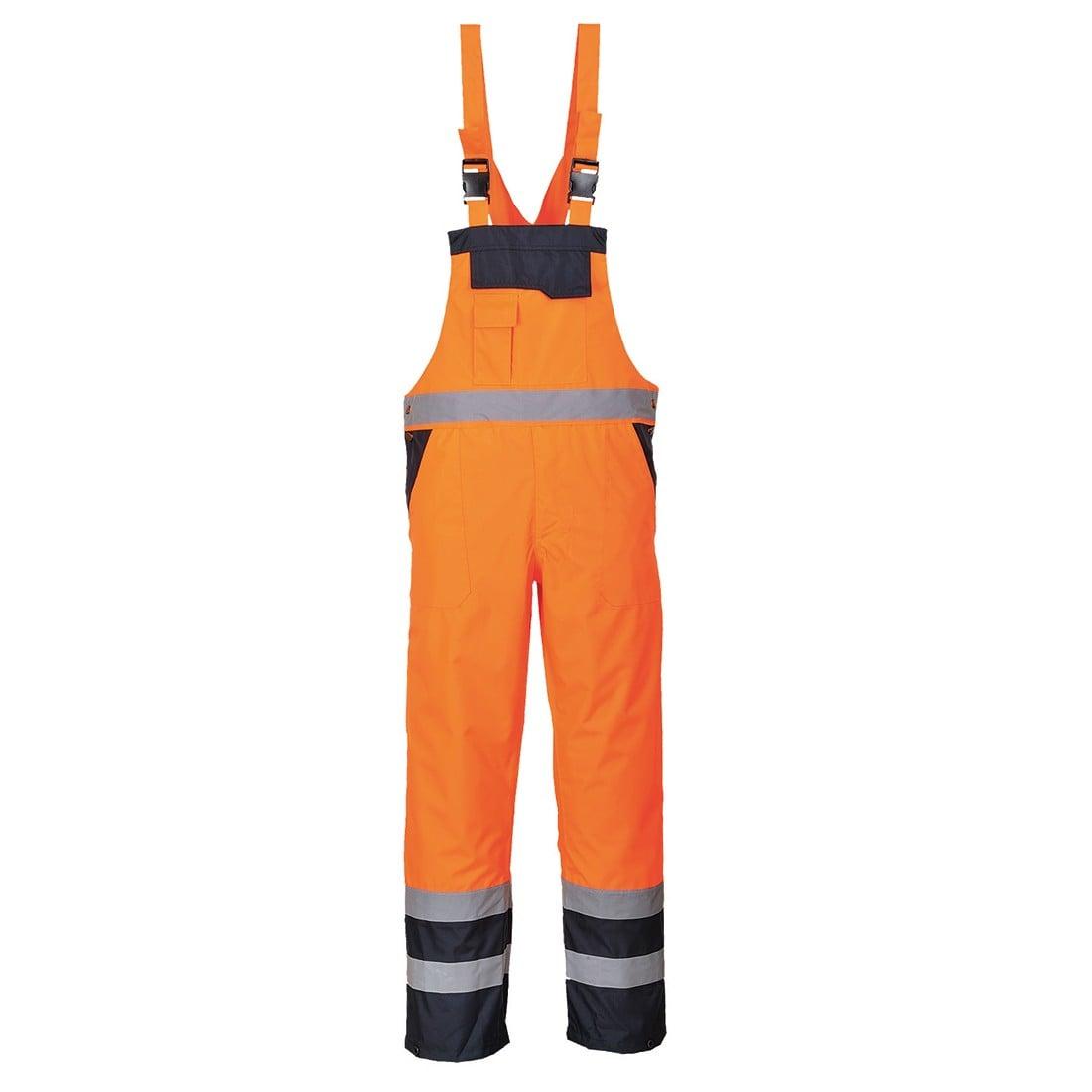 Portwest Mens Hi Vis Work Wear Back Support Belt Elasticated