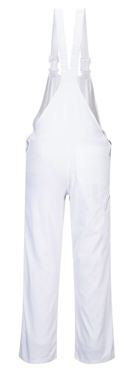 S810 Bolton Painters Overalls, Rear