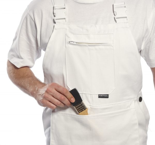 S810 Bolton Painters Overalls, pocket