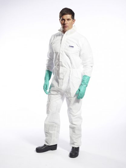 Portwest Biztex SMS Coverall Type 5/6 ST30, Onbody 5