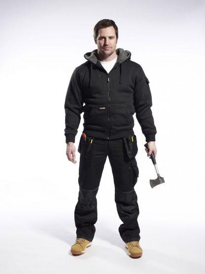 UKS32 Insulated Work Jacket, onbody 3