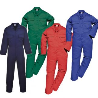 portwest s999 coverall jumpsuit for unisex, full body workwear protection head to toe
