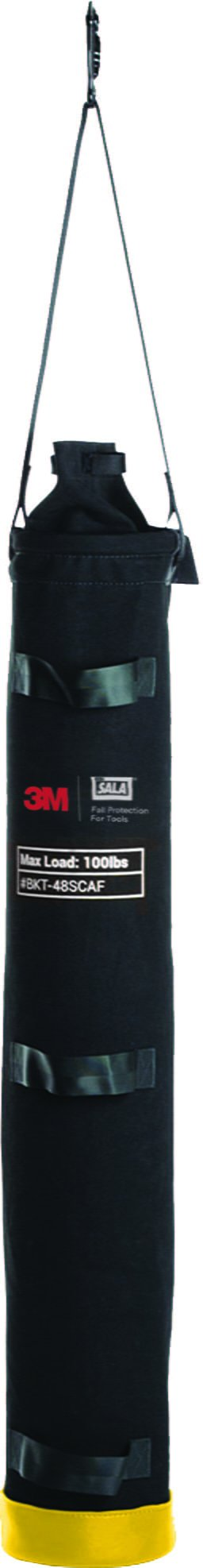 3M™ DBI-SALA® Long Safe Bucket 100lb Load Rated Hook and Loop Canvas 1500136, 1 EA