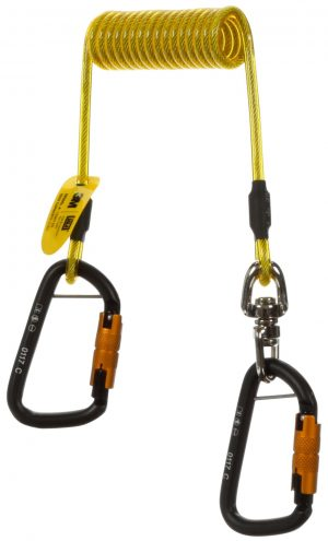 3M™ DBI-SALA® Hook2Hook Tether w/Swivel 1500159, 1 EA/Case