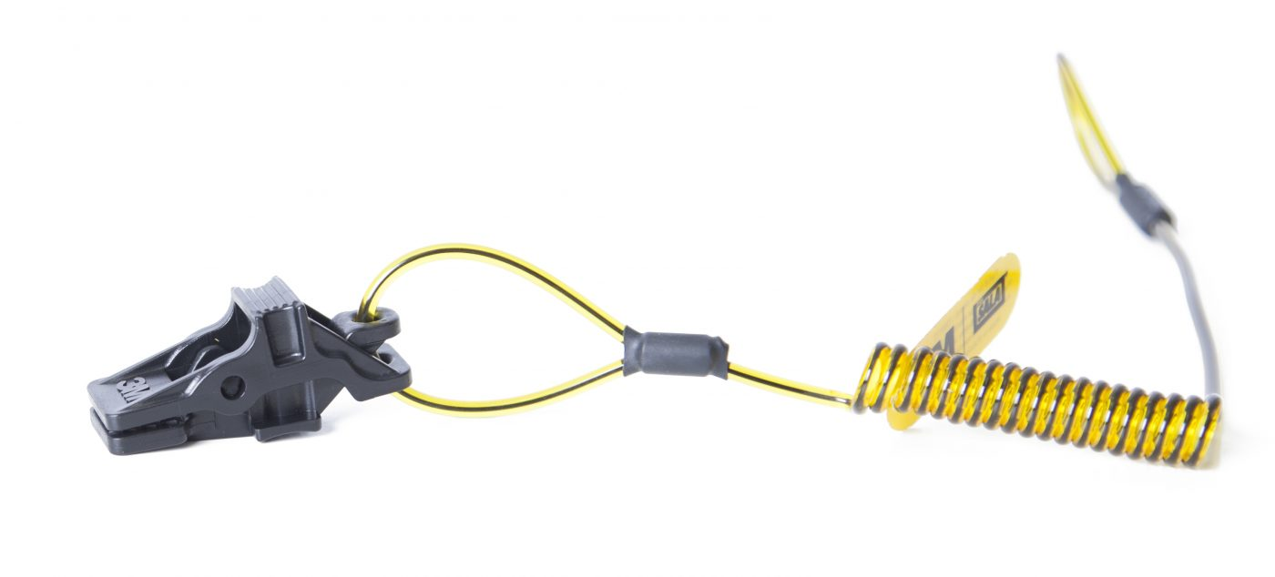 a0c3cce8f05 3M™ DBI-SALA® 1500178 Hard Hat Tether