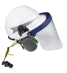 1500178 Hard Hat Tether Attached