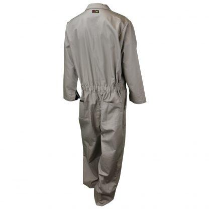 FRCA-002 VOLCORE™ COTTON FR COVERALL, Khaki Rear