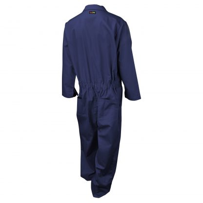 FRCA-002 VOLCORE™ COTTON FR COVERALL, Navy Back
