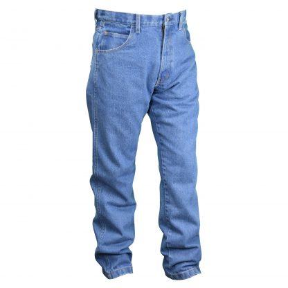 FRD-001D VolCore™ Cotton Denim FR Blue Jeans AR FRNFPACAT2 FRD-001D VOLCORE™ COTTON DENIM FR BLUE JEANS, front