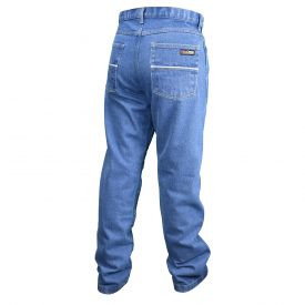 FRD-001D VolCore™ Cotton Denim FR Blue Jeans AR FRNFPACAT2 FRD-001D VOLCORE™ COTTON DENIM FR BLUE JEANS, front