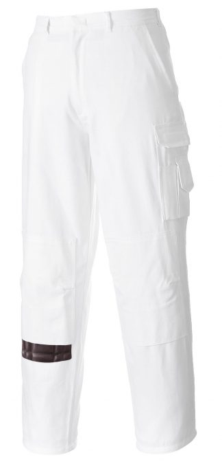 Portwest S817 Painters Pants, 100% Cotton Side