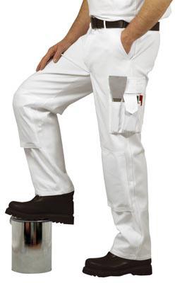 Portwest S817 Painters Pants, 100% Cotton on body