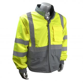 Radians SJ07 Class 3 High Visibility wind breaker, reversible