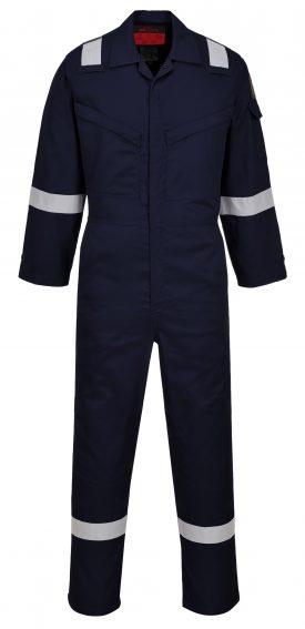 Portwest UAF73 Araflame NFPA 2112 FR Coverall, Royal Blue