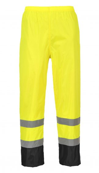 Portwest High Visibility H444, Yellow, Reflective, Unisex, Front