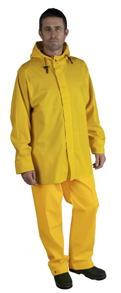 Portwest S250 Sealtex Ocean Jacket, Full body