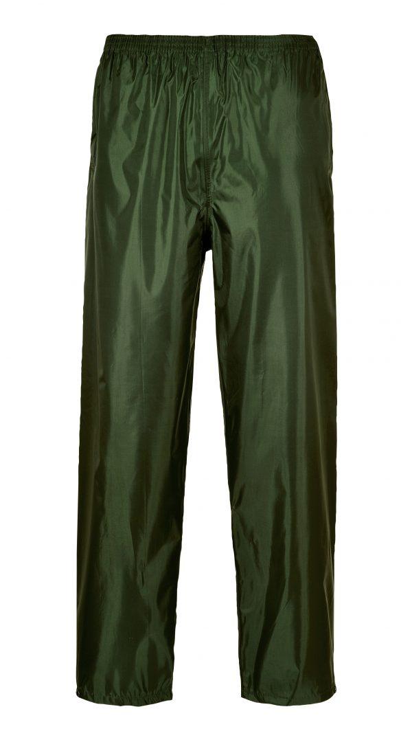 Portwest S441 Classic Rain Pants, olive