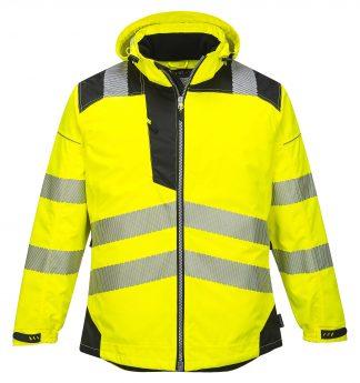 Portwest T400 Vision High Visibility Rain Jacket