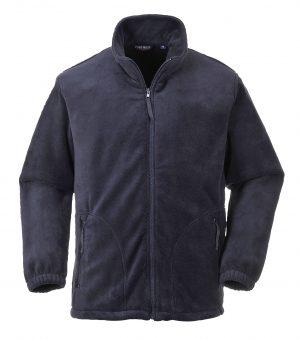Portwest Heavyweight Fleece Jacket, Navy