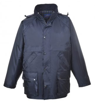 Portwest US430 Men's Stormbeater Winter Jacket, Front